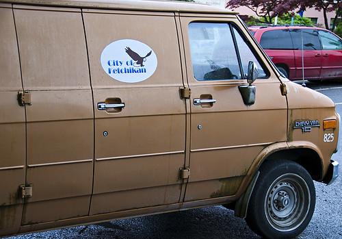 City of Ketchikan Vehicle