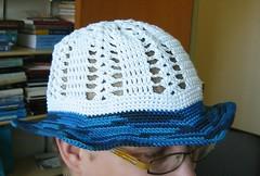 Doily Hat