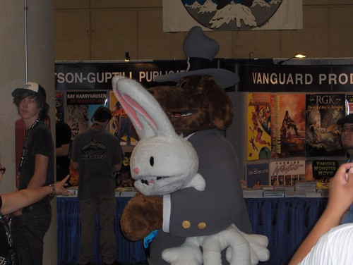 Sam and Max, Freelance Police