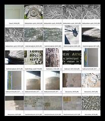 Texture Thumbnails (Martin Beek) Tags: texture thumbnails