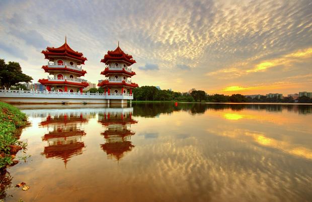 Grandeur, Asian Style