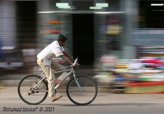 Bicycle in Negombo ,sri lanka (dawey [Mohammad Alhameed]) Tags: travel people 20d bicycle srilanka  28135mm negombo  picturecollection vwc    peopleofsrilanka  28135ismm kuwaitvoluntaryworkcenter  photovwc kuwaitvwc