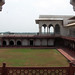 Machchi Bhawan with Diwan-i-Khas in backgroud