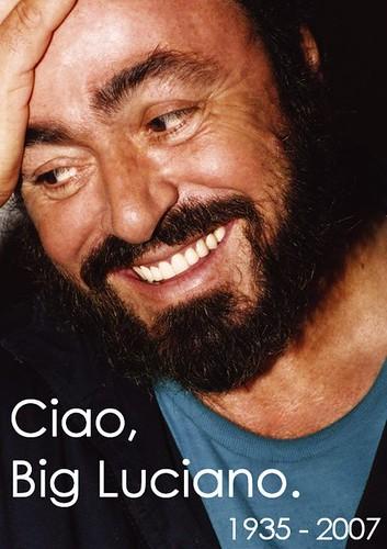 Muere Luciano Pavarotti por cancer