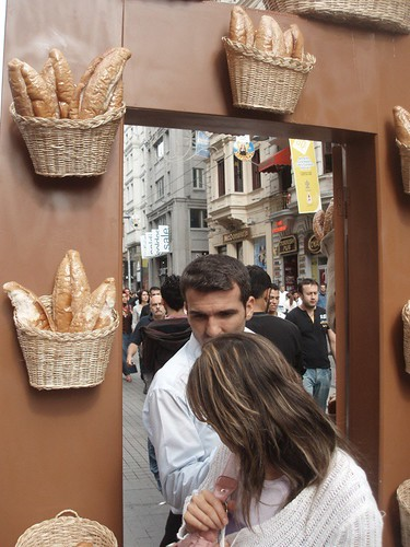 Bread Gate in Taksim