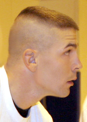 Marine Flat Top Haircut | HAIRSTYLE GALLERY