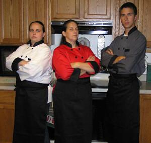 Marcia, Karen, and Jacob