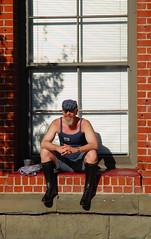 DSC_2318.JPG (SwedeInSF) Tags: sanfrancisco gay leather fetish lesbian folsom lgbt queer folsomstreetfair leathermen folsomstreetfair2007 upcoming:event=221936