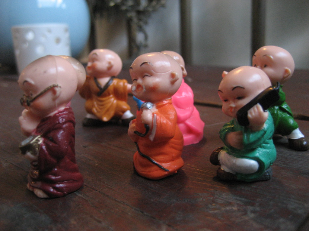 Buddha Buddies