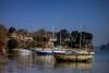 Havre de paix (Johann THEBAULT - Photographe Amateur) Tags: bretagne bateau hdr voilier rance eos500d minihicsurrance johannbzh