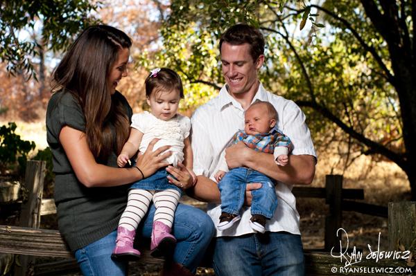 Mersereau Family Portraits