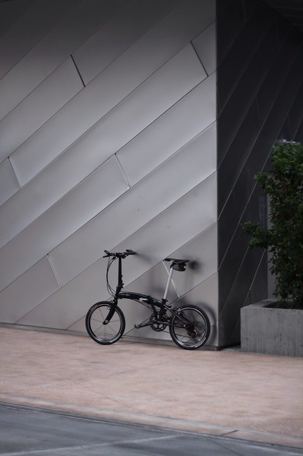 Dahon Mu EX Vegas - Frank Gehry Two