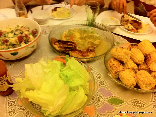 WP's dinner 2
