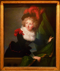 Vigée Le Brun's Madame Perregaux