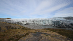 kangerlussuaq - russell glacier panorama (Vida Morkunas (seawallrunner)) Tags: travel cruise greenland hurtigruten cwall kangerlussuaq westgreenland july2010 vestgronland westerngreenland ataleoftwoicelands returntoeurope
