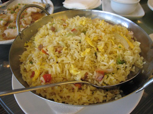 Yangchow fried rice 1