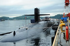USS Michigan (US Navy) Tags: japan port military submarine militar fleet usnavy unitedstatesnavy submarino ussmichigan
