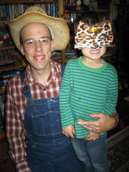 Farmer and Kitty