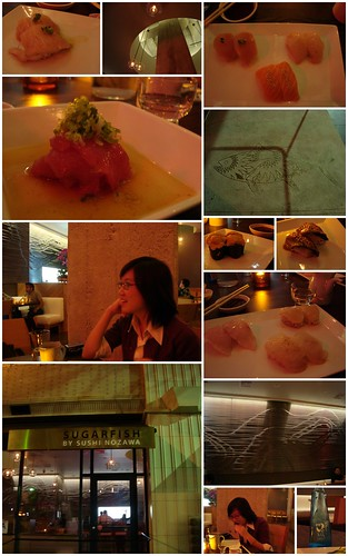 SUGARFISH Collage