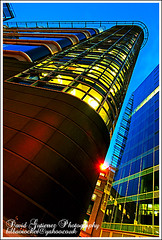 Architecture - Blue Hour London (davidgutierrez.co.uk) Tags: city blue sky urban building london art architecture night spectacular geotagged photo cityscape image sony cityscapes 350 londres sensational bluehour alpha londra impressive cityoflondon cites sonyalpha350 sony350 sonyalphadt1118mmf4556 sony350dslra350