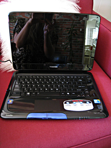 toshiba laptop The Intel® Core™ i5 processor open