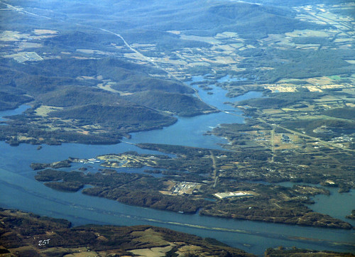 Goosepond al aerial photo