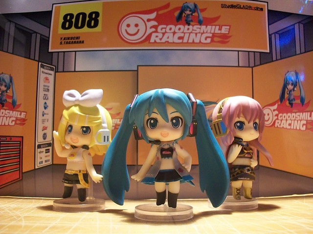 Vocaloid Race Queen