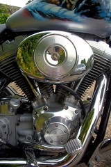 Harley Twin Cam - HDR - by Destinys Agent