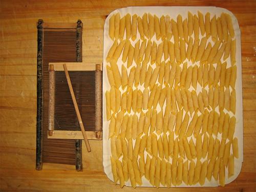 Cercate il Vero pettine per fare i garganelli?