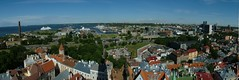 Tallin vue de st olaf / Tallin view from st Olaf church - by TisseurDeToile -[*]