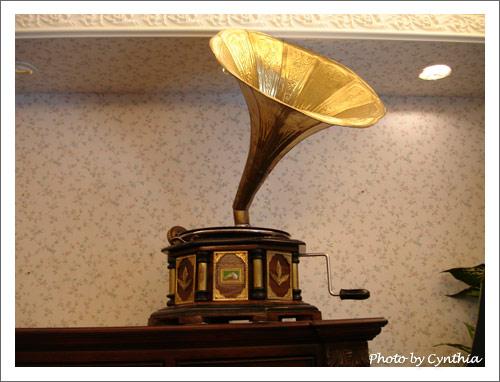 大峰家具-留聲機