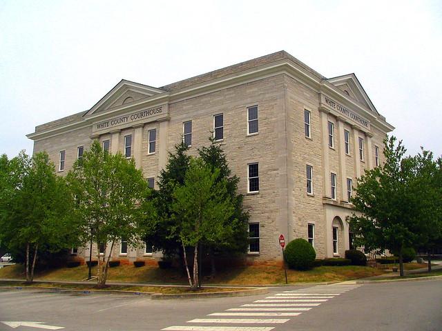 White County Courthouse - Sparta, TN