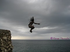 dread air (Remlin) Tags: sea sky cliff storm jump action dive freeze jamaica danny caribbean dread rasta negril cliffdiving guts globalvillage peewees ital anawesomeshot lunarvillage jalalspagesmasterpiecealbum gottaputhimbackontopcuzhesoneofmyalltimefaves