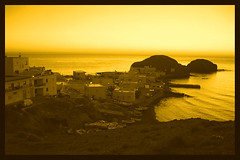 La Isleta del Moro.- (ancama_99(toni)) Tags: ocean trip travel blue light sunset sea vacation sky espaa naturaleza sun holiday seascape color beach nature water yellow sepia clouds marina sunrise landscape geotagged atardecer photography mar photo interestingness interesting andaluca spain agua nikon espanha europa europe heaven mediterranean mediterraneo waves seascapes photos playa cel photographic andalucia explore amanecer ciel cielo coolpix sur andalusia paysage espagne almeria ocaso almera cabodegata moro amanece marinas mediterranee marenostrum 10faves e2100 25faves laisletadelmoro njar holidaysvacanzeurlaub ancama99 interesantsimo atomicaward