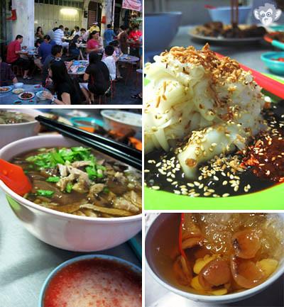Penang's Kimberly Lane Experience #2