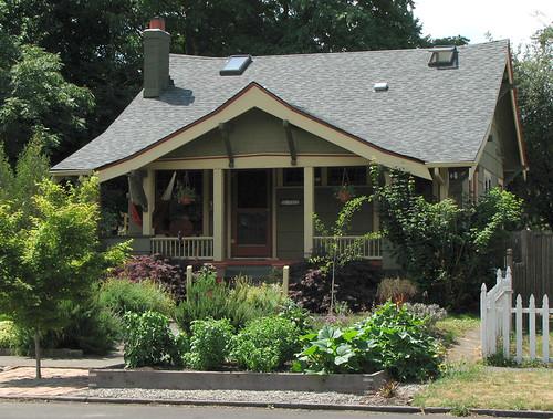 N. Portland Bungalow,modern,house,design