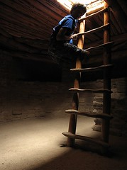 USA, Colorado, Mesa Verde: Ghost of the past - by kool_skatkat