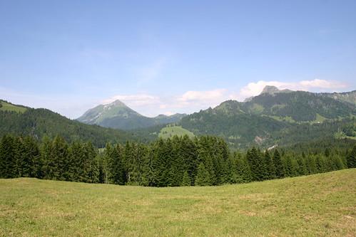 Rolling Hills of Switzerland