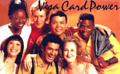 Visa Card, Humayun N A Peerzada (Humayunn Peerzaada) Tags: 2005 2003 2001 old 2002 2004 vintage ads advertising model 2000 power 1987 1988 2006 1999 na advertisement card agency 1986 everest modelling visa 2007 humayun peerzada humayunn peerzaada humayoon