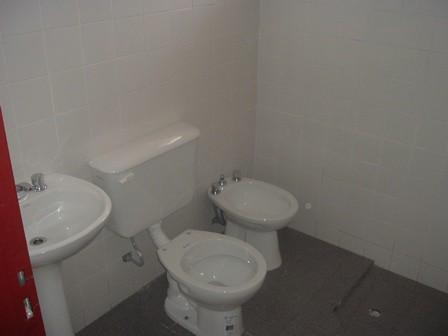 Sector baño de la casa