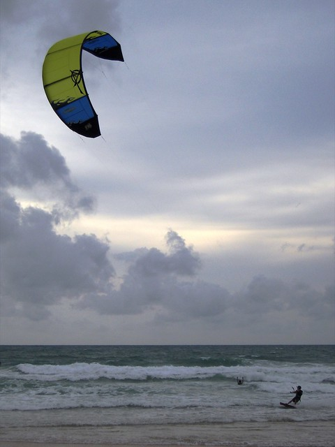 Kite Surfing Phuket