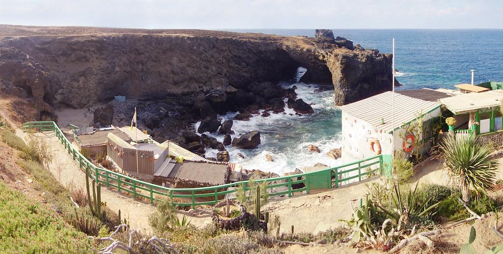 Acantilados de Punta de Arucas