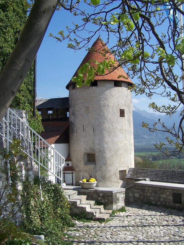 Torre di Bled