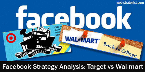 Comparative analysis of wal mart carrefour and target