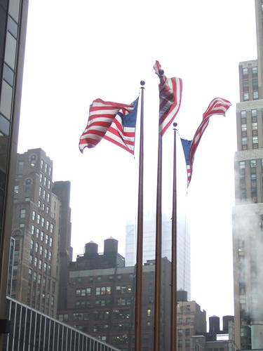 flags in New York on Flickr
