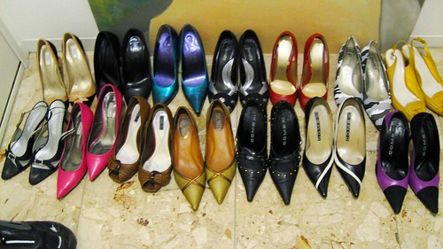 Kanako's shoes collection