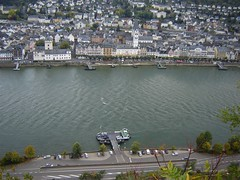 Boppard, as seen from the Rheinsteig
