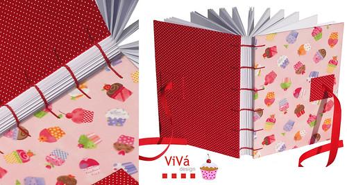 Livro Culinário 'Oh! Cupcakes'