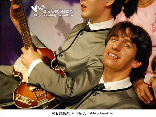 【香港自由行】香港太平山之旅~來杜莎夫人蠟像館探索吧!26