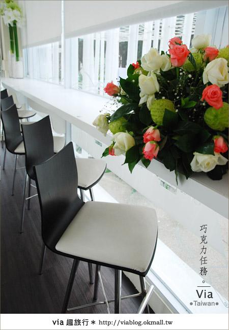 【台中甜點】巧克力任務》CMP BLOCK台中人文美學生活特區32